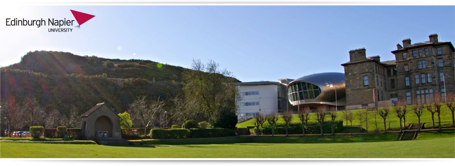 About Edinburgh Napier University