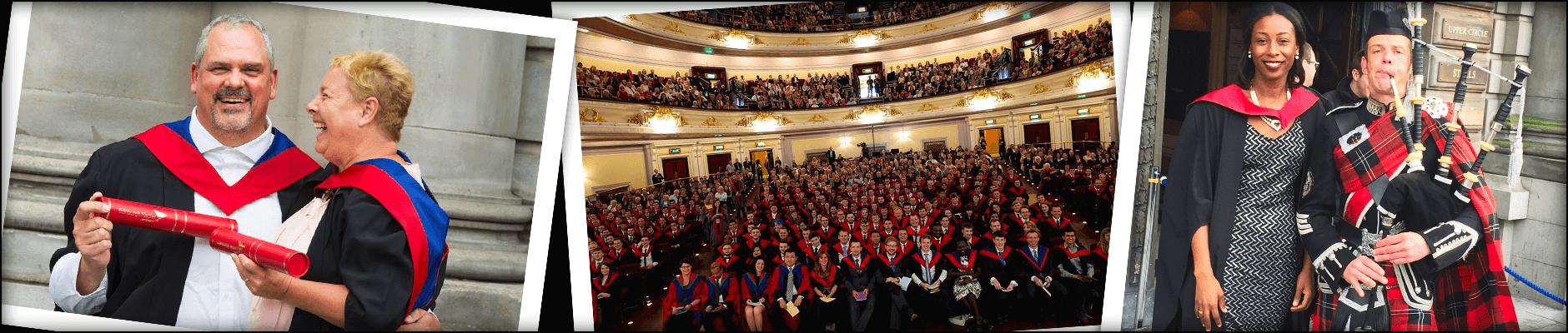 Happy graduates!